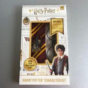 Other - Harry Potter Neck Tie Eyeglasses Halloween Custome